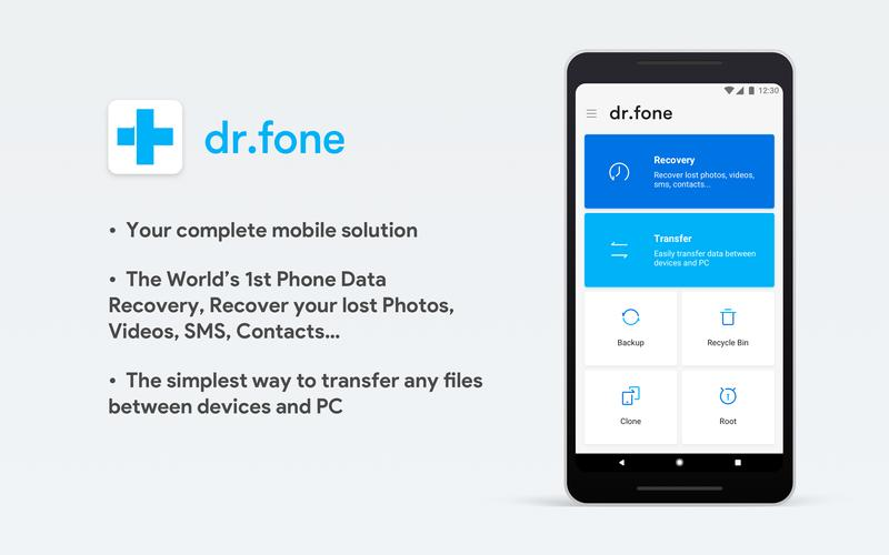 dr fone for Android - APK Download
