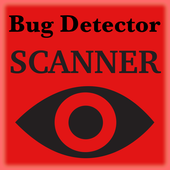 Bug Detector Scanner icono