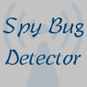 Electronic Bug Detector - Camera Detector icon