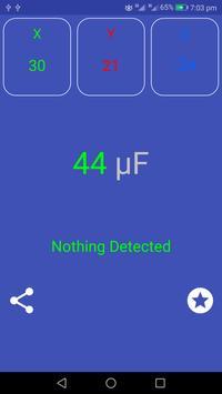 Electronic Bug Detector - Camera Detector screenshot 3