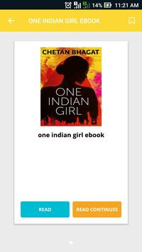 one Indian girl ebook poster
