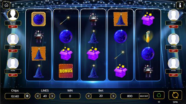 Dubai Slots (Unreleased) screenshot 3