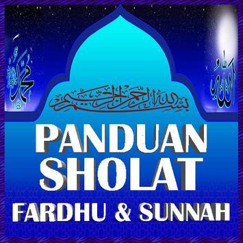 Panduan Sholat Fardhu dan Sunnah Lengkap poster