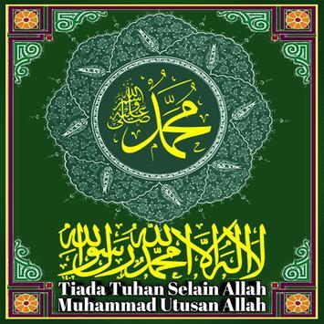 Maulid Al Barzanji dan Terjemahan Lengkap poster