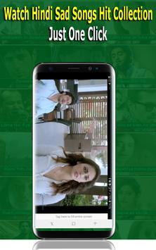 Hindi Sad Songs - Hindi Sad Ringtone screenshot 3
