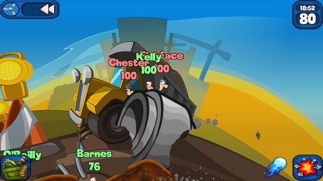 Worms 2: Armageddon screenshot 5
