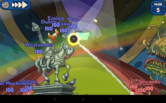 Worms 2: Armageddon screenshot 12