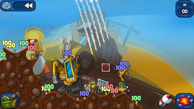 Worms 2: Armageddon screenshot 1