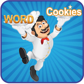 Word Puzzle Story Chef Cookie icon
