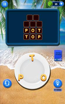 Word Puzzle Story Chef Cookie screenshot 14
