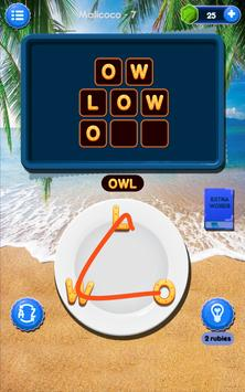 Word Puzzle Story Chef Cookie screenshot 3