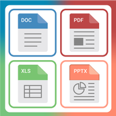 Document Viewer - Word, Excel, Docs, Slide & Sheet icon