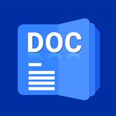Word Viewer, Docx Reader : Document Viewer icon