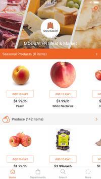 Mousaler Market screenshot 1