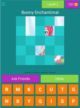Guess The Enchantimals Quiz screenshot 9