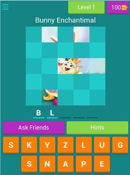 Guess The Enchantimals Quiz screenshot 14