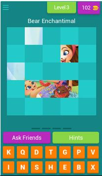 Guess The Enchantimals Quiz screenshot 3