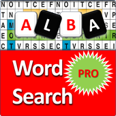 Word Find Puzzles,Word search puzzles with quotes icon