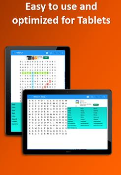Word Find Puzzles,Word search puzzles with quotes screenshot 10