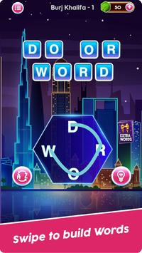 Word Connect Puzzle Game: Word Iconic City Free screenshot 2