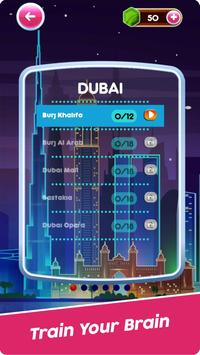 Word Connect Puzzle Game: Word Iconic City Free screenshot 4