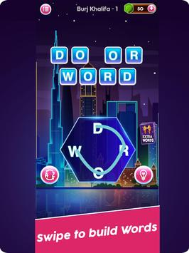 Word Connect Puzzle Game: Word Iconic City Free screenshot 7