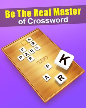 Word Cross poster