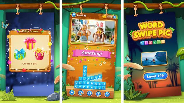 Word Swipe Pic screenshot 11