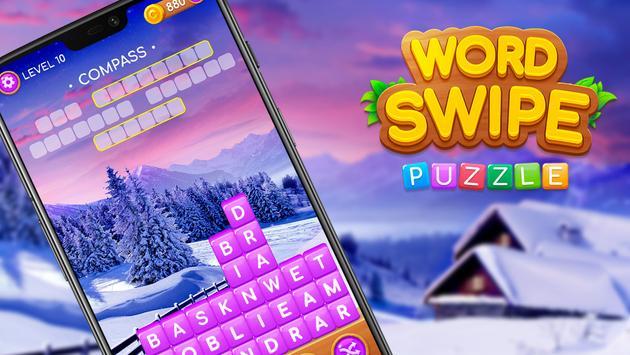 Word Swipe स्क्रीनशॉट 20