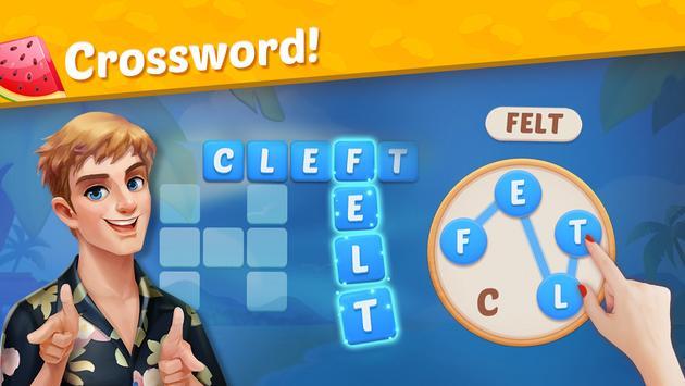 Alice's Resort - Word Puzzle Game screenshot 2
