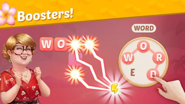 Alice's Resort - Word Puzzle Game screenshot 13