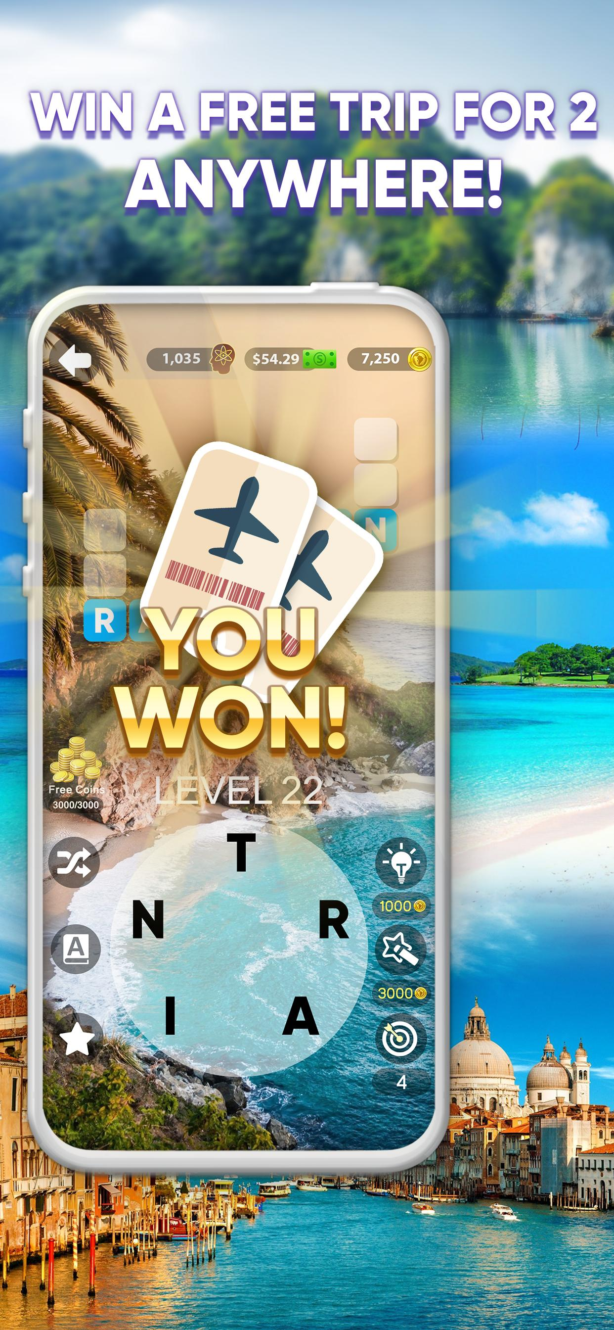 Word game apps that pay real money now