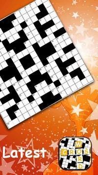 Easy Crossword Puzzles poster