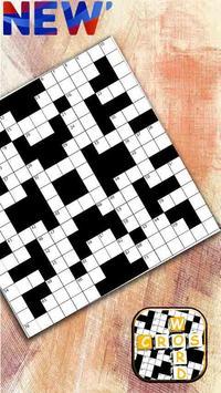 Easy Crossword Puzzles screenshot 1