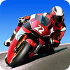 Carreras Reales en Moto 3D icono