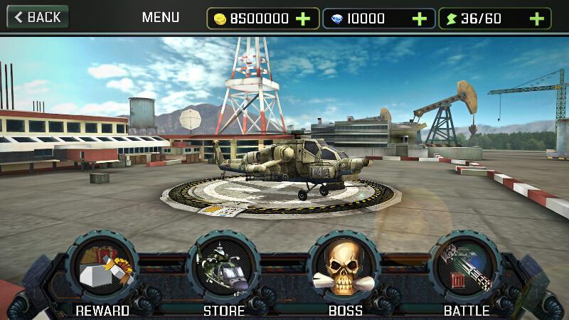 Hasil gambar untuk gambar game gunship strike 3d