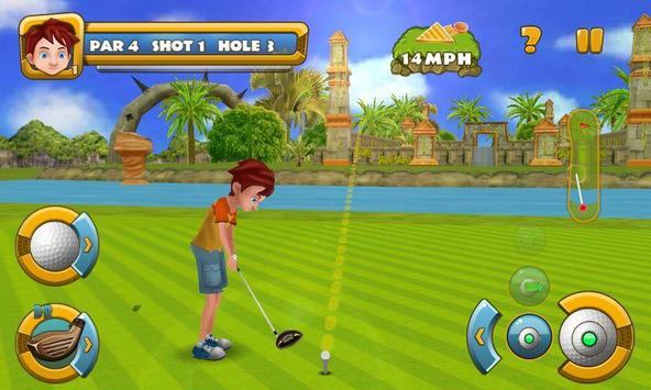 Golf Championship screenshot 1