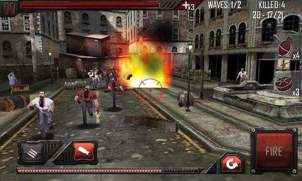 Sát thủ đường phố Zombie 3D
