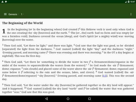 Holy Bible New International Version (NIV) screenshot 11