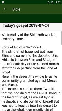 Holy Bible New International Version (NIV) screenshot 1
