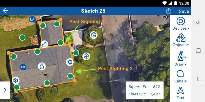 PestPac Mobile ảnh chụp màn hình 4