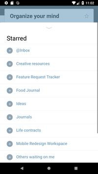 WorkFlowy - Notes, Lists, Outlines screenshot 4