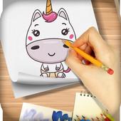 Learn to Draw Kawaii icon
