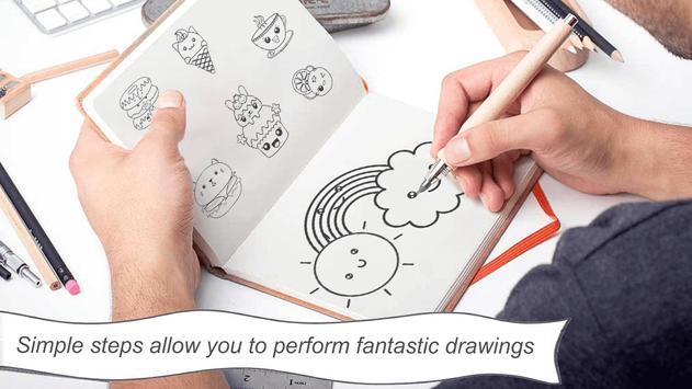 Learn to Draw Kawaii poster