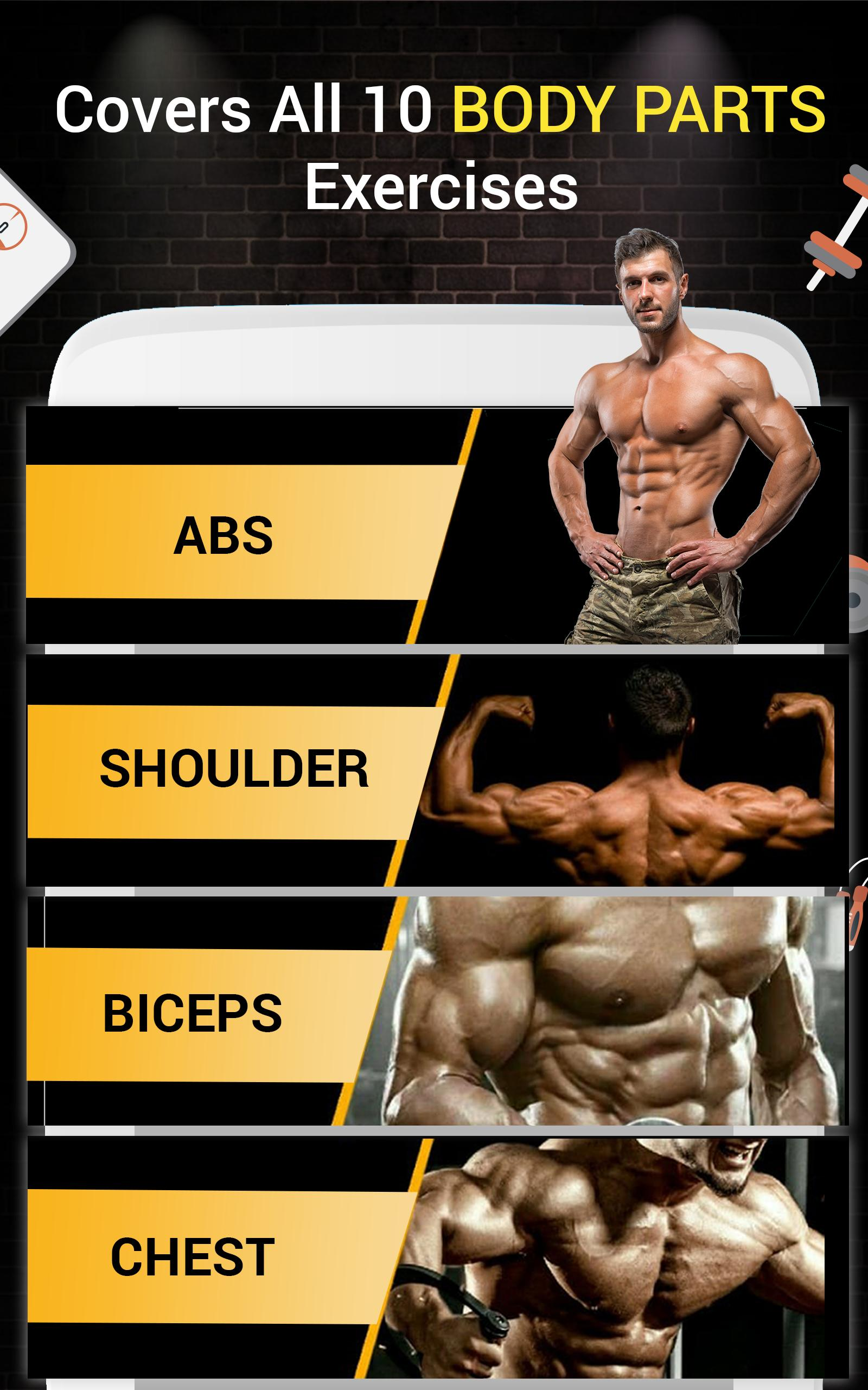 Pro Gym Workout for Android - APK Download