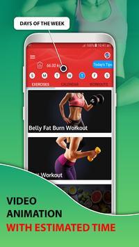15 Days Belly Fat Workout App screenshot 17
