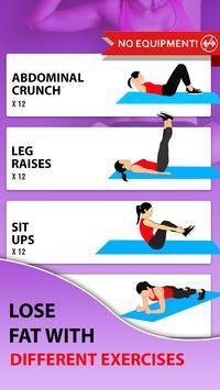 15 Days Belly Fat Workout App screenshot 18