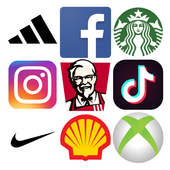 Picture Quiz: Logos icon