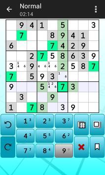 Sudoku - Logic Puzzles captura de pantalla 1