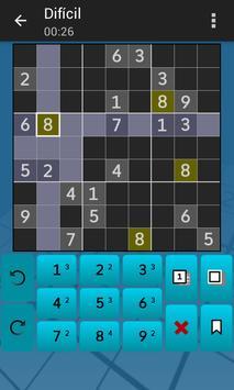 Sudoku - Logic Puzzles captura de pantalla 7